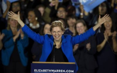 Elizabeth Warren Launches Exploratory Committee For 2020 American Presidential Bid
