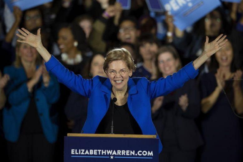 Elizabeth Warren Launches Exploratory Committee For 2020 American Presidential Bid