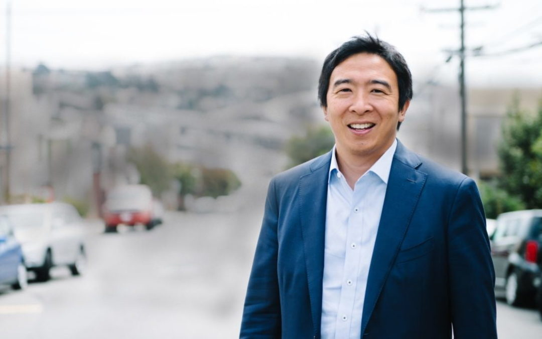 Information Overload, The Hero's Journey & Andrew Yang
