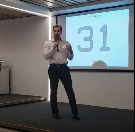 TechAlliance 60-Second Pitch Competition