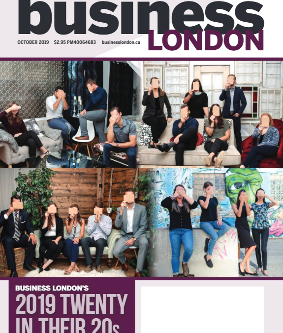 Business London 2019 Twenty In Their 20s