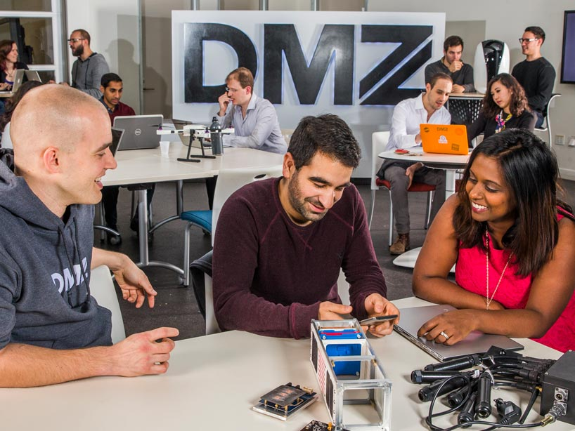 The DMZ Week Three: Financials, Focus & Neurotech