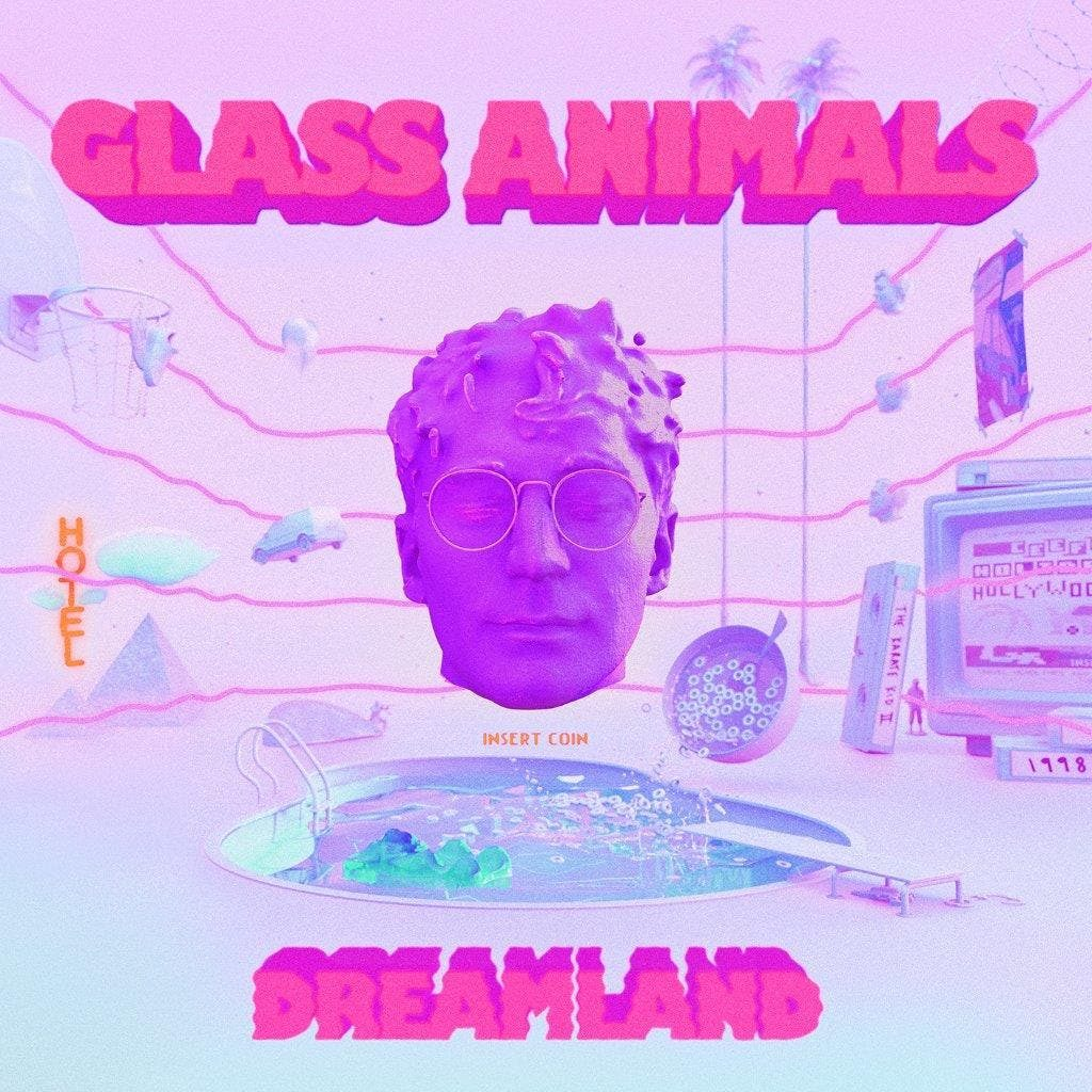 Dreamland Glass Animals Full Size