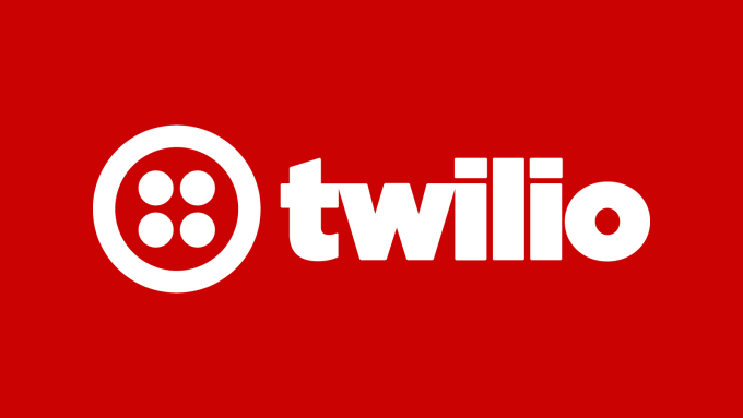 Twilio Logo Red