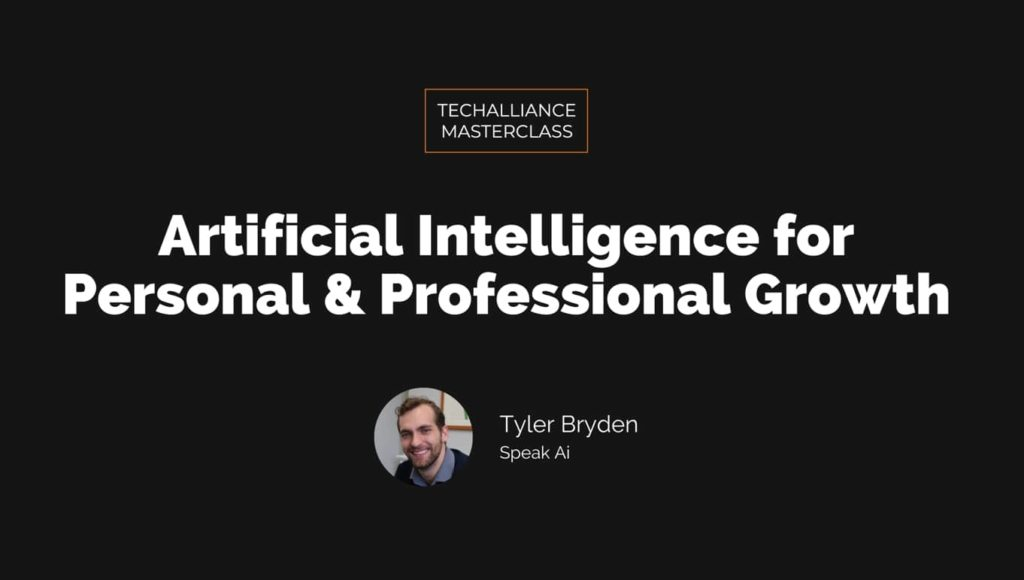 Artificial Intelligence For Personal And Professional Growth