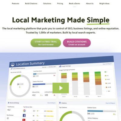 BrightLocal Local Marketing
